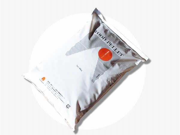 東京ペレットさんのペレット包材デザイン