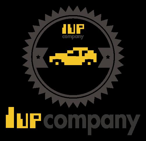 1up company  ロゴ制作