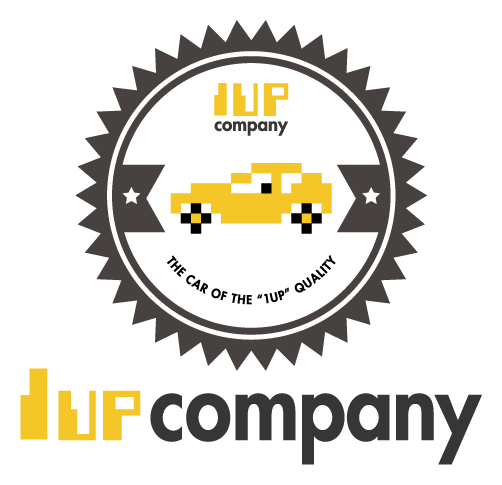 1up company ロゴ