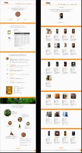 東京ペレット Webサイト制作 ペレットについて 商品ページデザイン