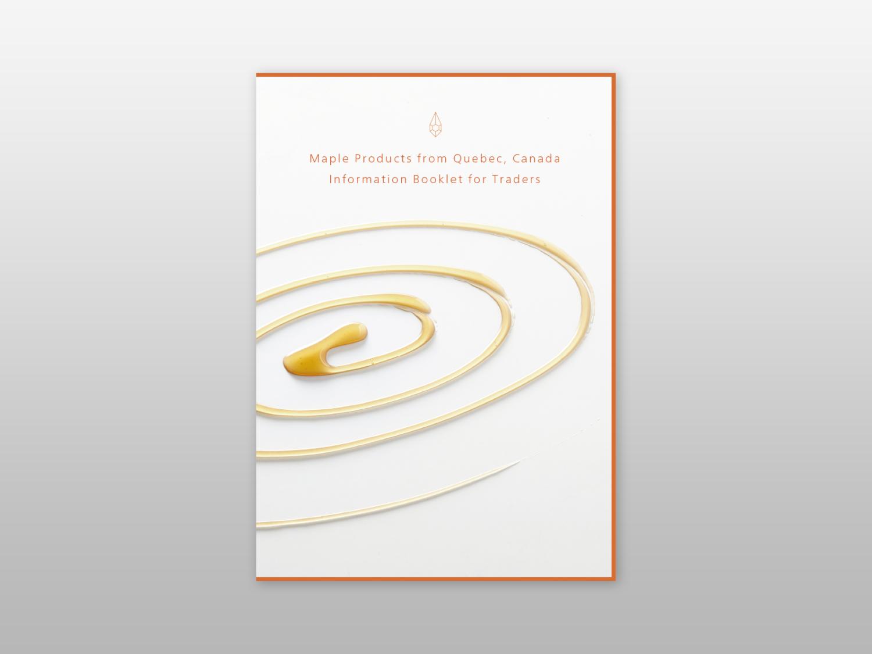 ケベック・メープル製品生産者協会 ブックレット