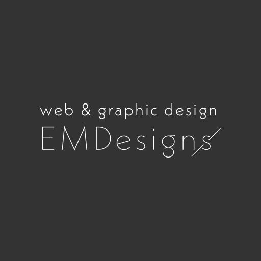 web & graphic design EMDesigns